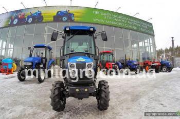 В Украине появился новый тракторный альянс
