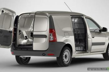 Фургон ВАЗ Ларгус c кондиционером доступен за 264 900 грн.