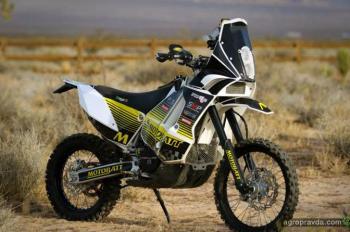 Мотоциклы Дакара 2016