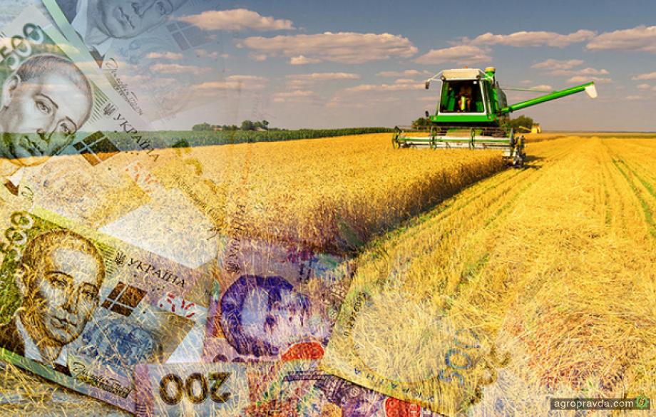 Аграрии получили льготные кредиты на 3,85 млрд. грн.