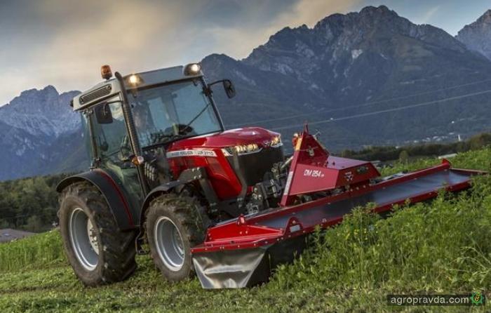 Трактор MF3700 восстановил справедливость