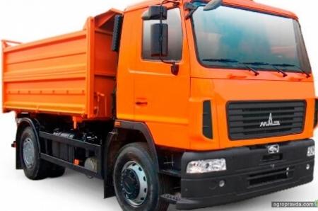 Сельхозгрузовики и спецтехника МАЗ доступны с выгодой до 200 000 грн.