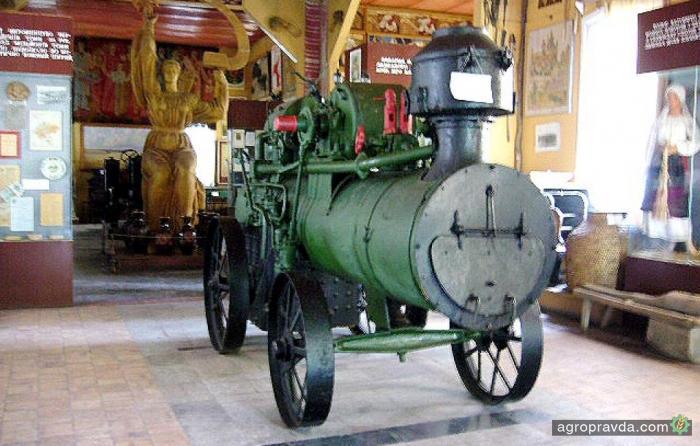 150 лет назад в Украине уже выпускали прогрессивную сельхозтехнику