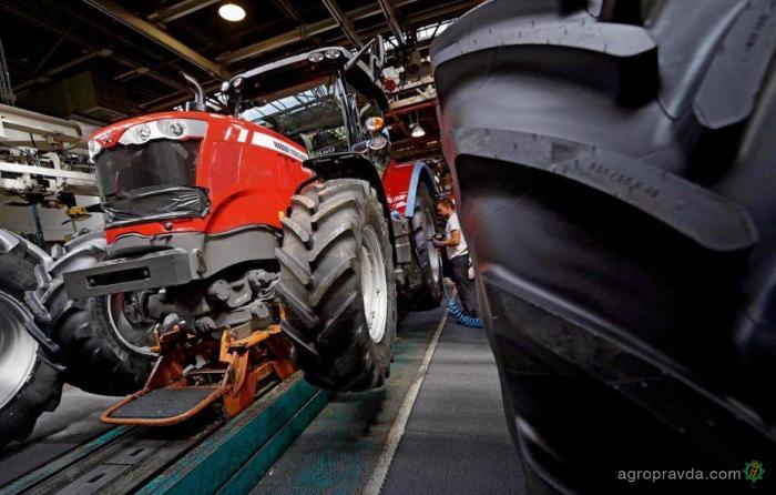 Massey Ferguson расширяет производство тракторов