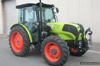 Claas обновил компактные тракторы серии Elios