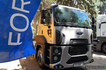 Что нового предлагает Ford Trucks для аграриев