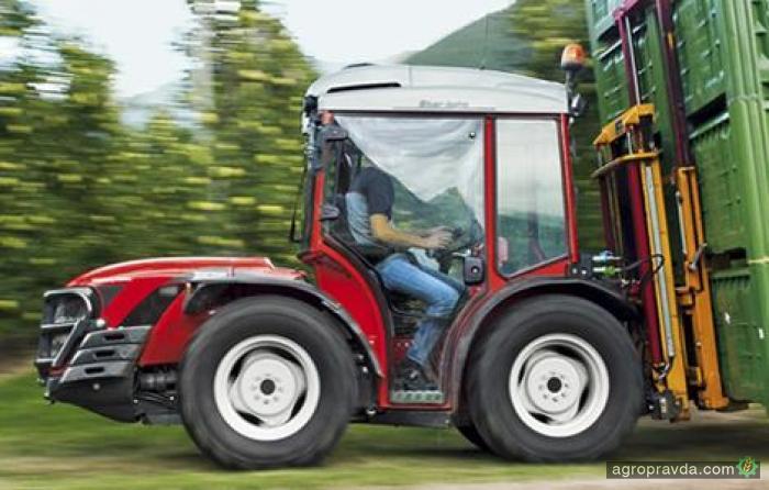 Появится ли в Украине трактор SRH 9800 Infinity