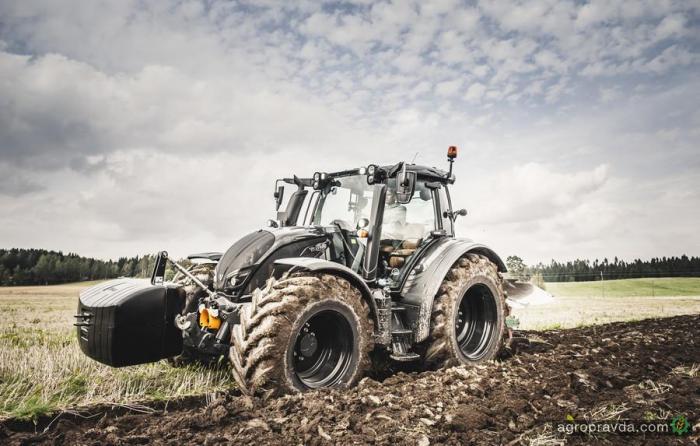 Valtra становится самым популярным трактором в северных странах