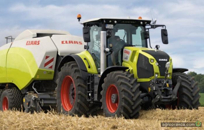 У фермеров выкрали мощный трактор