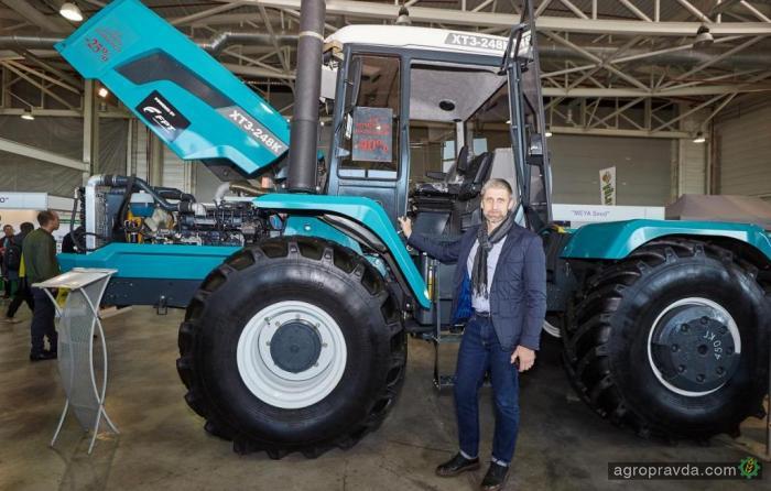 На ХТЗ планируют произвести около 1000 тракторов в 2019 г.