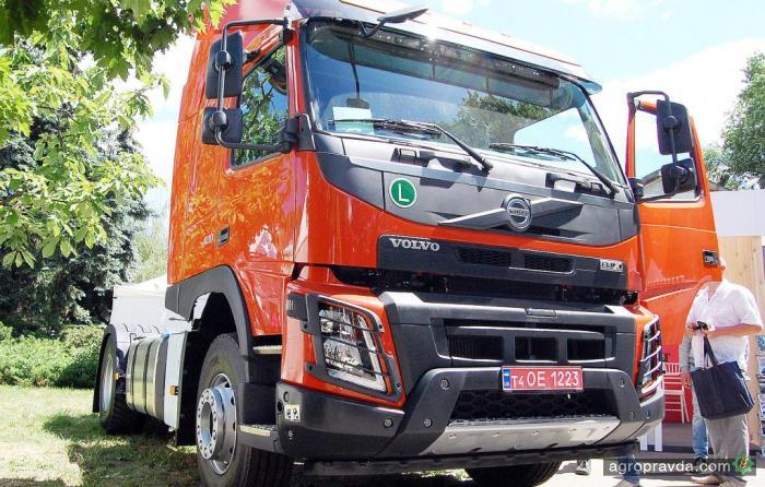 Volvo представила усиленный тягач для потребностей аграриев