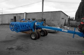 Крупный украинский дилер сельхозтехники освоил собственное производство