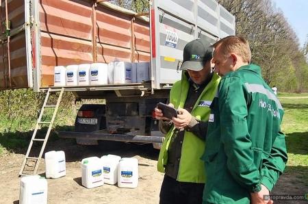 «Агропросперис» развивает дистрибуцию средств защиты растений