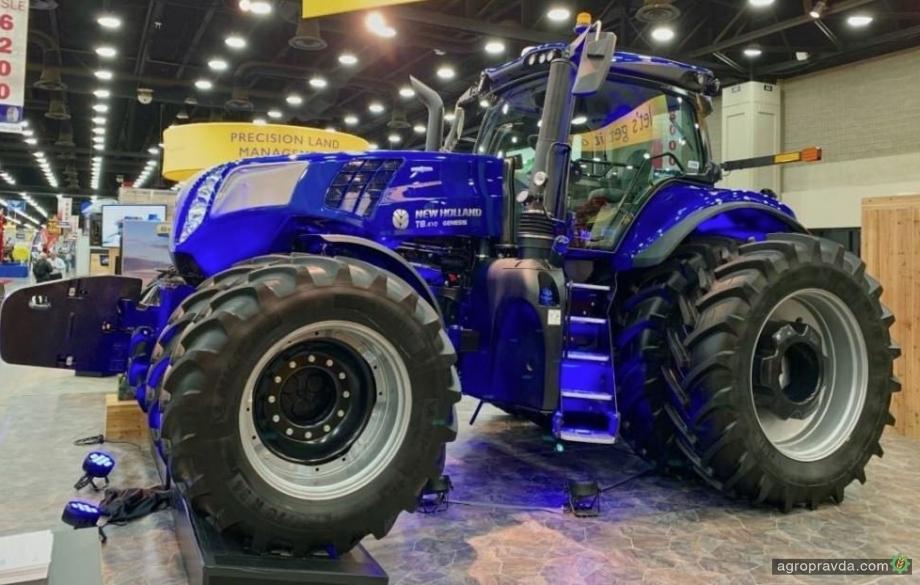 Тракторы Genesis T8 получили новую кабину