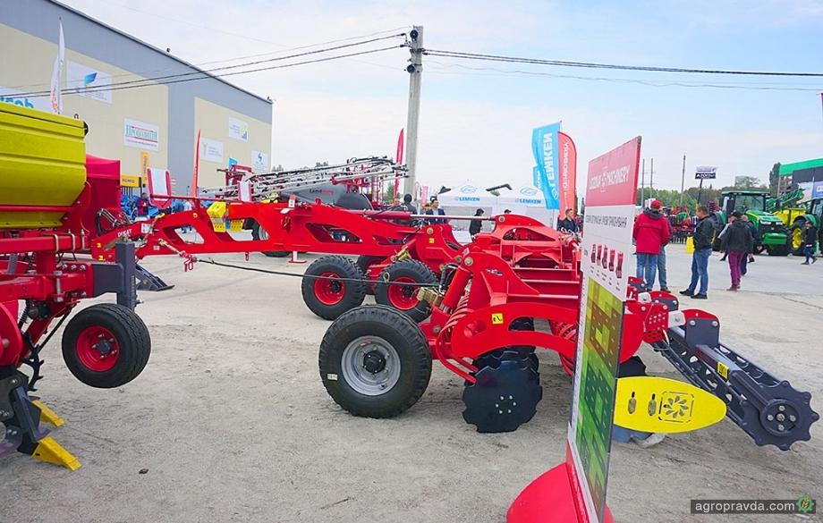 Lozova Machinery представила новинки года на AgroExpo