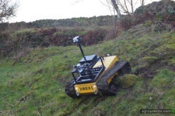 Аграрный робот Ibex может стать началом революции в фермерстве