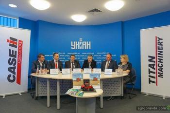 В Украине закуплена крупная партия техники Case IH