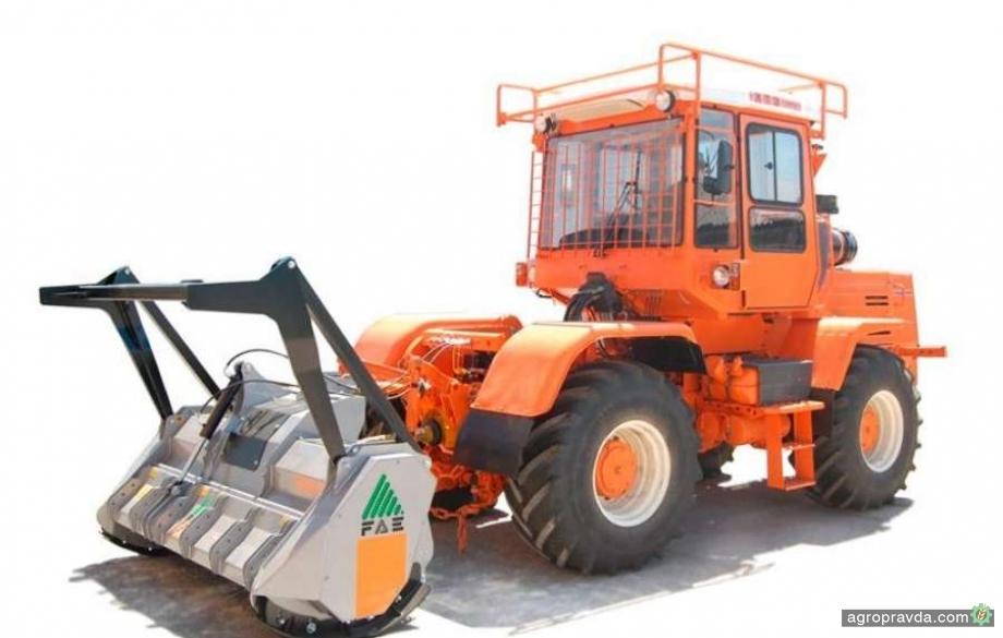 ХТЗ представил новую модификацию колесного трактора
