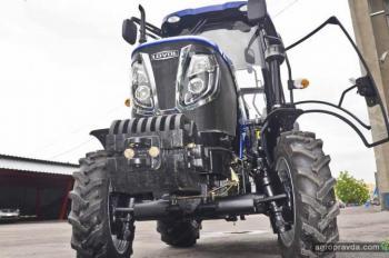 Китайский флагман сосредоточится на тракторах Lovol в Украине