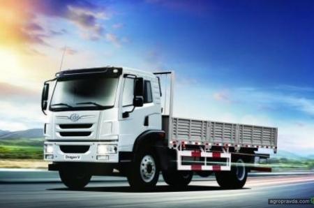 В Украине стартуют продажи грузовиков FAW