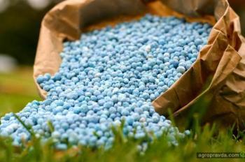 Цены на азотные удобрения в Украине могут превысить мировые на 50%