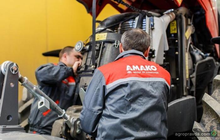 Заказывайте послесезонную проверку вашей техники в сервисной сети АМАКО уже сегодня!