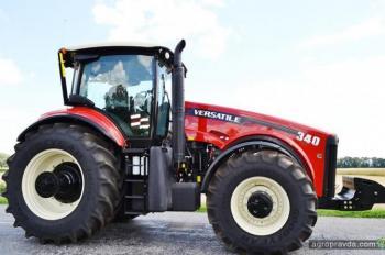 VERSATILE представит в Украине новый универсальный трактор