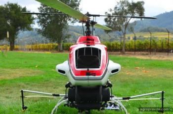 Yamaha представила сельскохозяйственный дрон