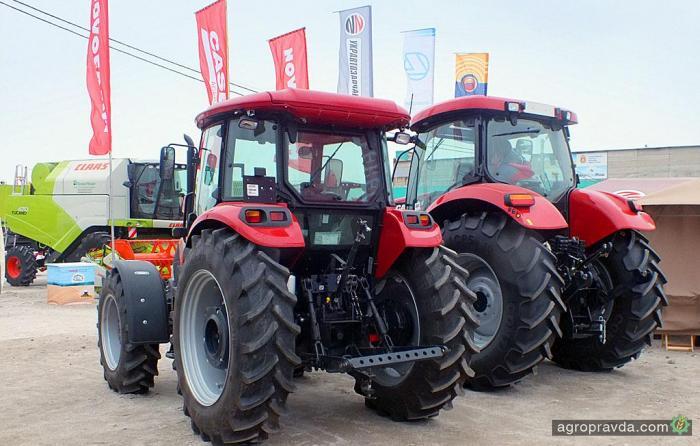 Стартовала выставка сельхозтехники АгроЭкспо-2015