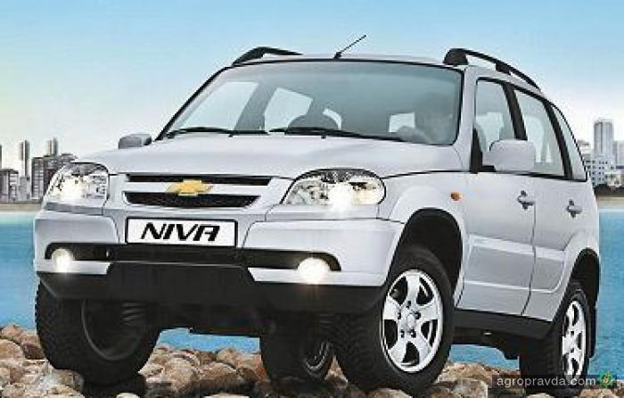 Chevrolet NIVA 4x4 доступна по сниженной цене
