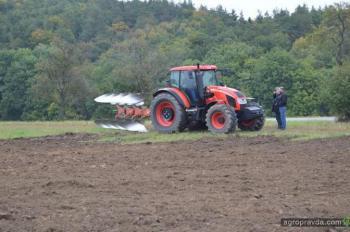 Трактор Zetor Forterra HD прошел в финал конкурса «Трактор года»