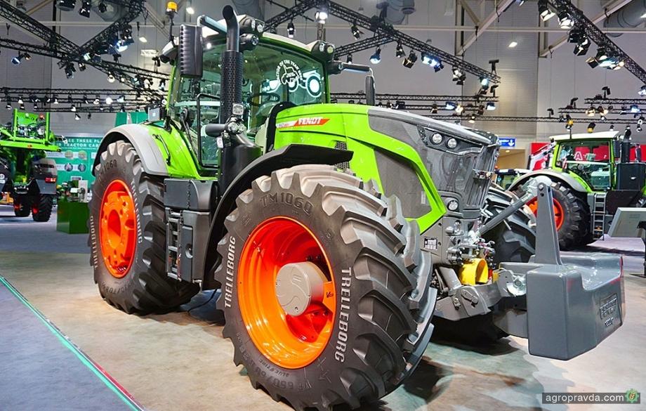 Трактор Fendt 900 повторил успех в номинации «Машина года-2020»
