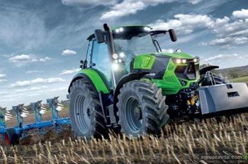 Deutz-Fahr представил новое поколение тракторов 6-й серии