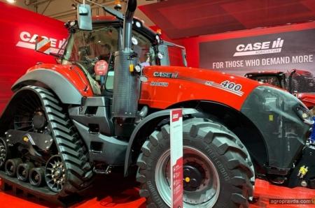 На Agritechnica-2019 представили трактор Case IH Magnum нового поколения