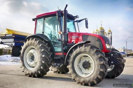 Тест-драйв новинки рынка – трактора Valtra A95. Видео