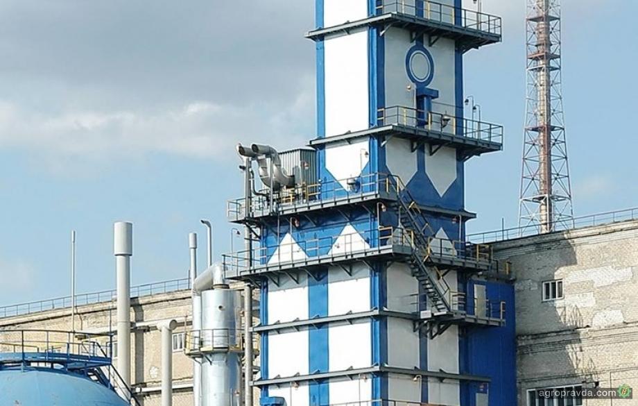 Северодонецкий «Азот» возобновил производство аргона, азота и кислорода