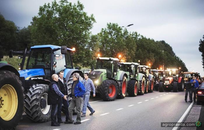 Аграрии привезут сельхозтехнику под стены Кабмина