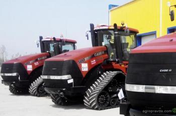 Украинский агрохолдинг стал владельцем крупнейшего парка Case Qaudtrac в Европе