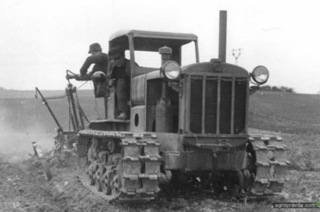ХТЗ: 89 лет истории легендарного завода