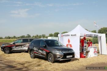 Mitsubishi представила модельный ряд внедорожников для аграриев