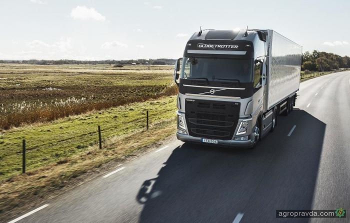 Volvo Trucks представила улучшенные и более экономичные двигатели