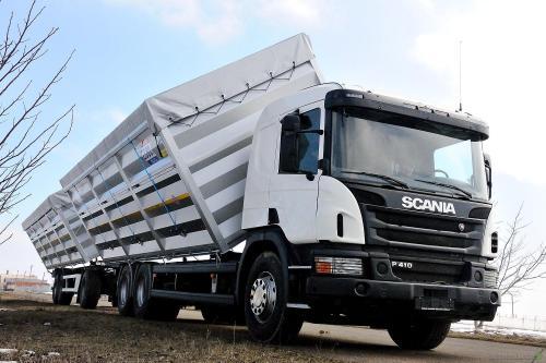 Scania подготовила свое предложение для украинских аграриев