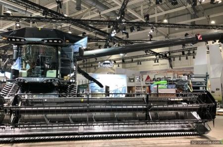 Самые интересные жатки на комбайнах Agritechnica-2019