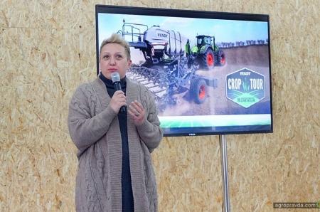Стартовал Crop Tour сеялки Momentum в Украине