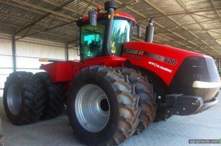 Мощные тракторы Case IH становятся все популярнее в Украине