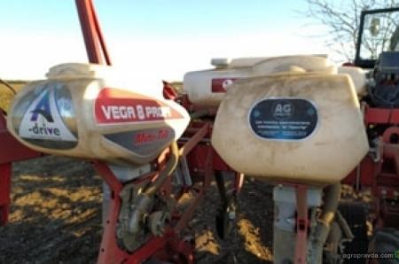 Сівалка VEGA 8 PROFI Automatic Drive з системою Graham від «АГ Простір»