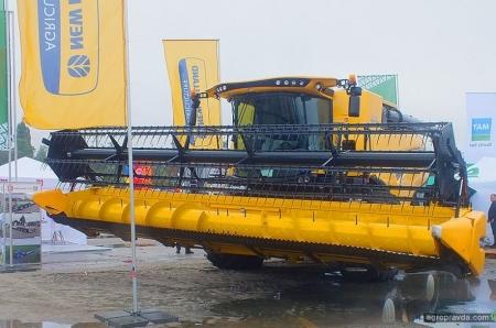 Какую технику New Holland представил на AgroExpo 2020