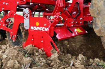 Horsch представил новую посевную комбинацию Express