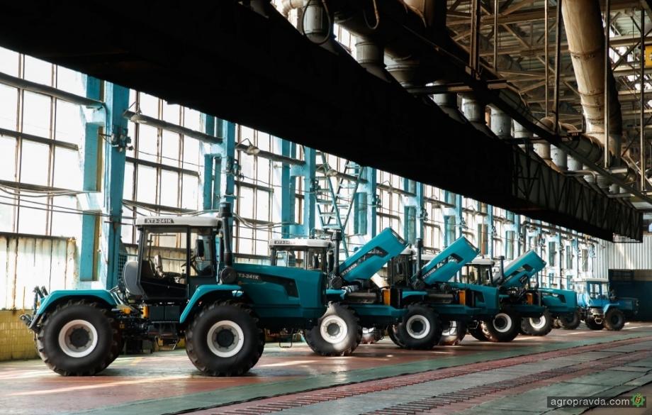 ХТЗ вышел из карантина и возобновил производство тракторов