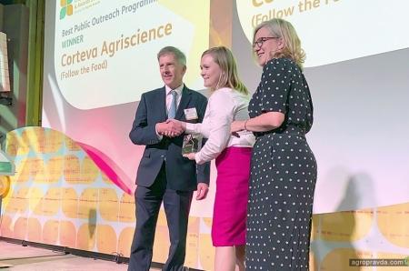 Corteva получила престижные мировые награды за инициативы в АПК